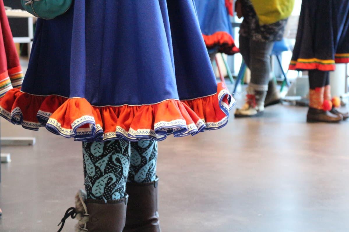 Sámi álbmotbeaivi 2019. Saamelaisten kansallispäivä 2019.  saamelaiset, sápmi
