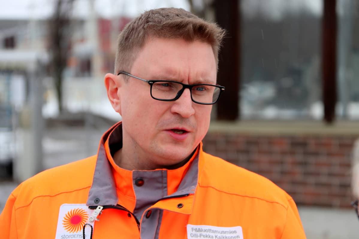 Olli-Pekka Kaikkonen.