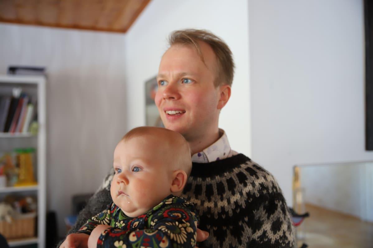 Lauri Sallinen ja Petrus