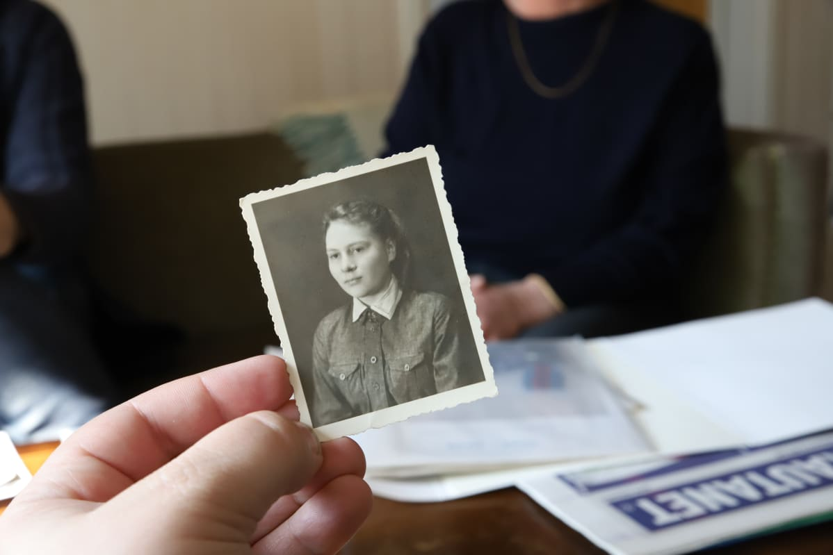 Lottakuva Lea Joutsenlahdesta