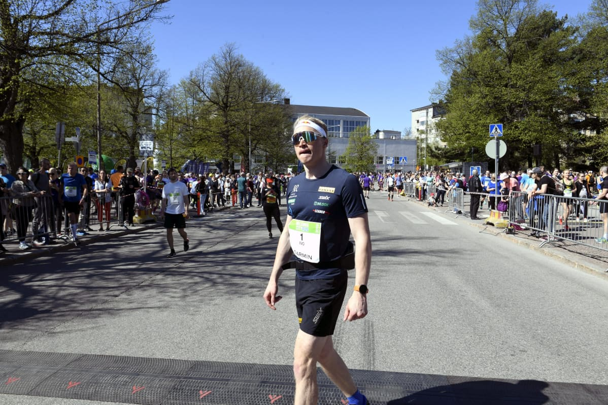 Iivo Niskanen, Helsinki City Run 2019