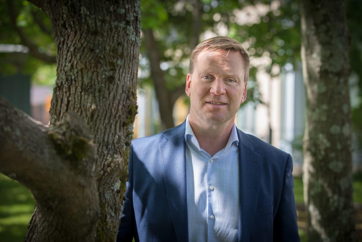 Yrittäjien pääekonomisti Mika Kuismanen