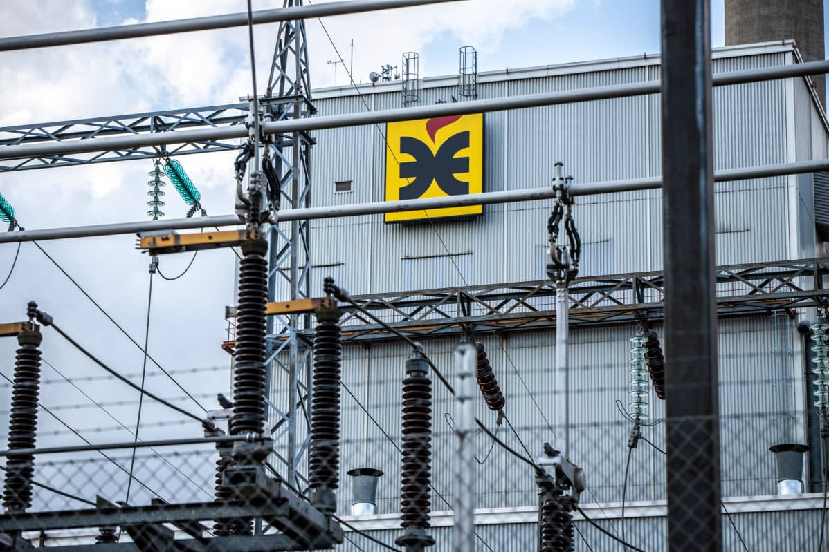 Kuopion Energian voimalaitos