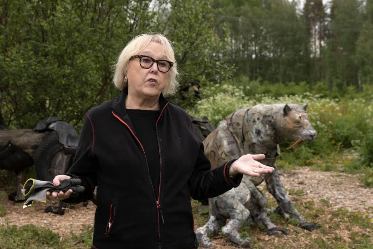 ITE-taiteen äiti Liisa Heikkilä-Palo