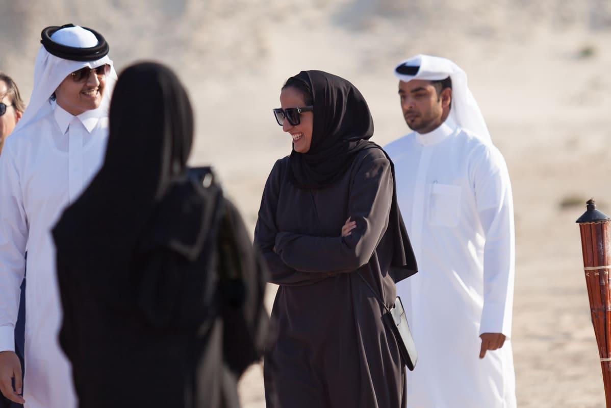 Sheikha Al Mayassa Hamad bin Khalifa Al Thani