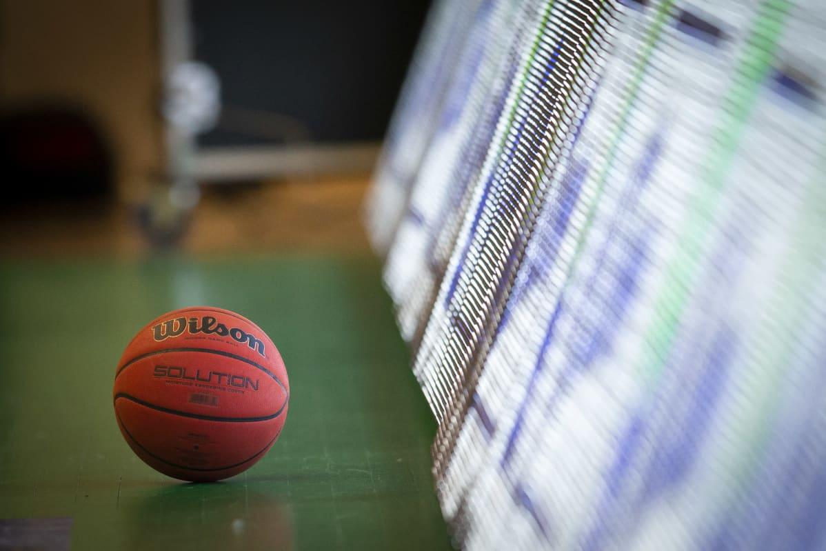 koripallo, kuvituskuva