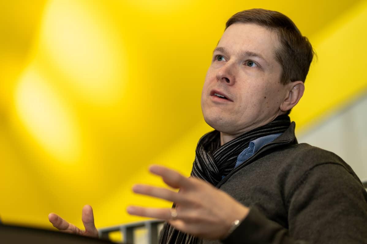 Timo Järvensivu.