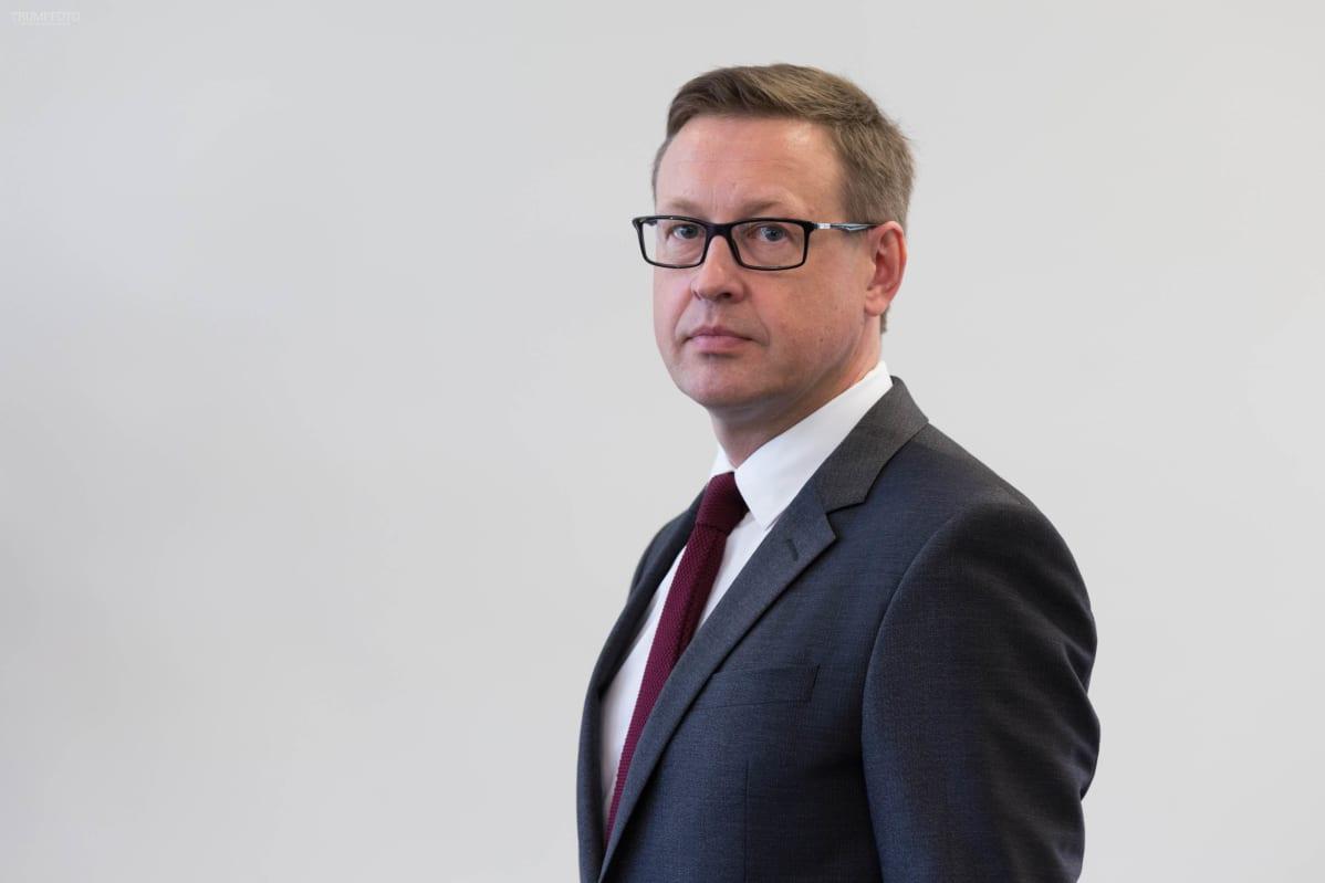 Mart Mägi on Viron tilastokeskuksen johtaja.