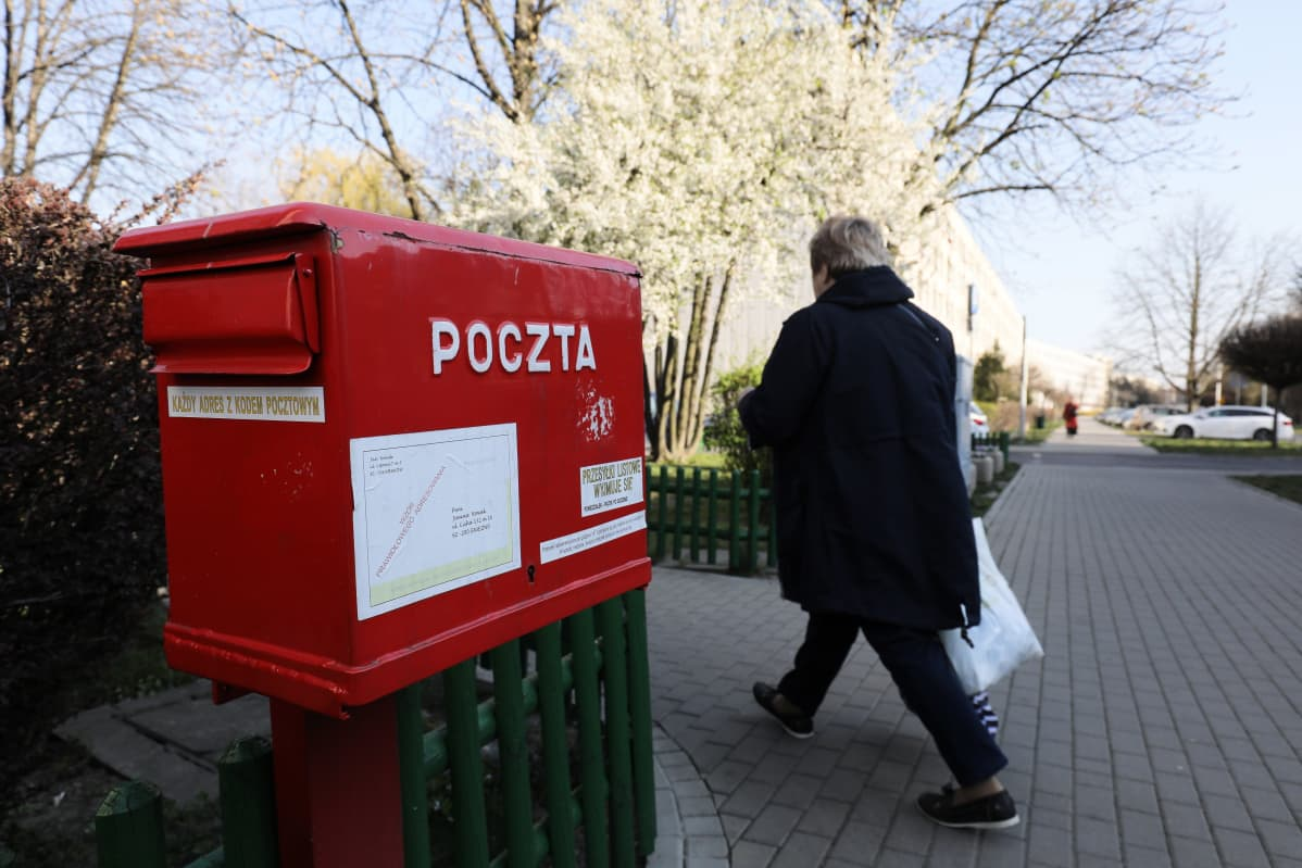 Puolan vaalit