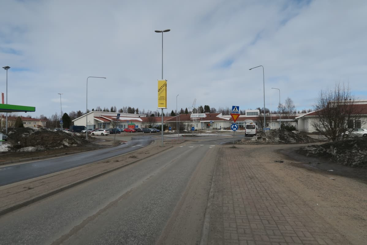 Pulkamontien terveyskeskus Rovaniemi