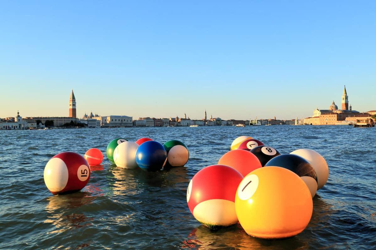 River Pool (jokibiljardi)Otto Vincze