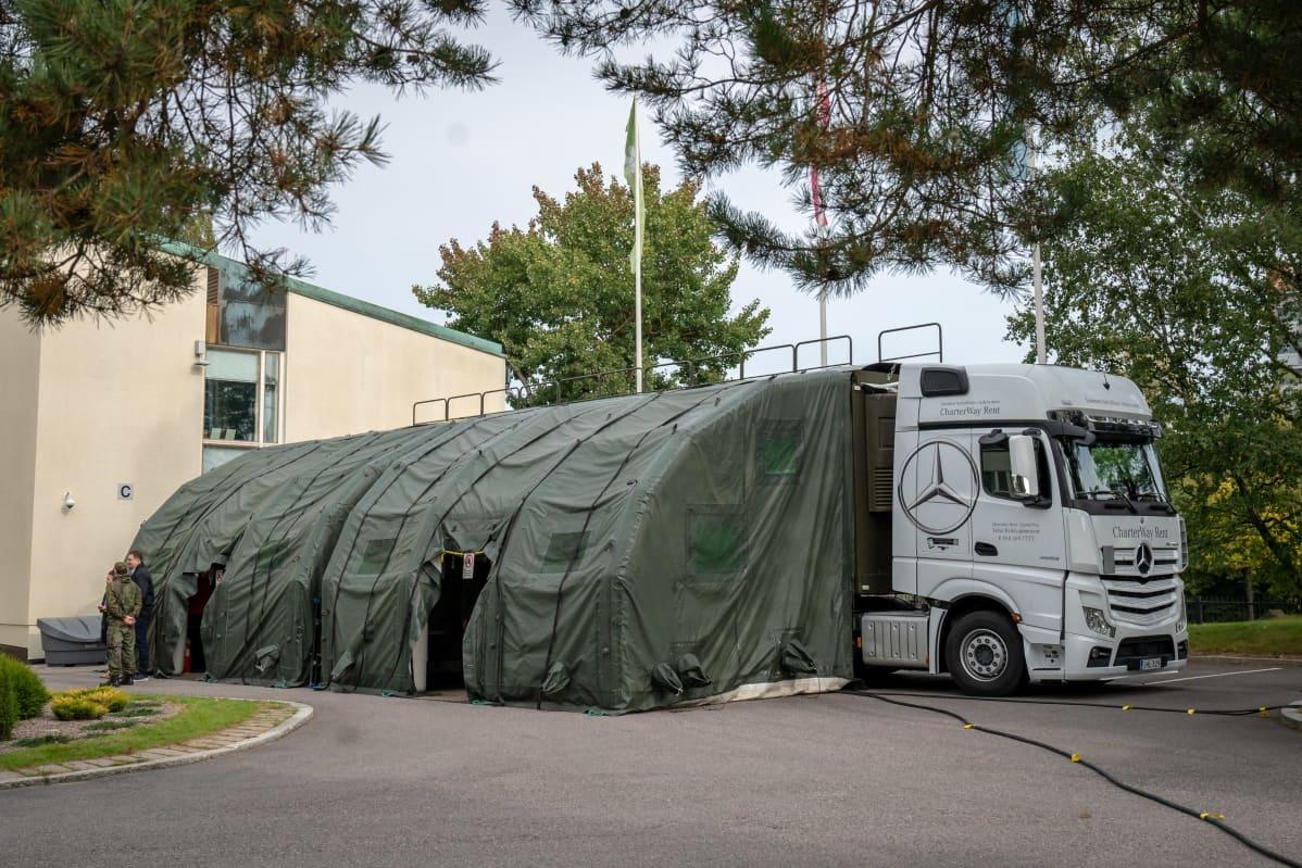 puolustusvoimien kenttälaboratorio