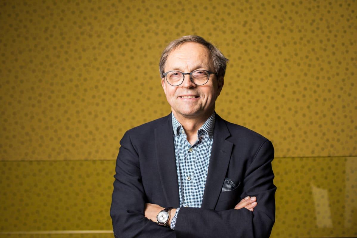 Professori Teuvo Tammela, Tampereen yliopisto