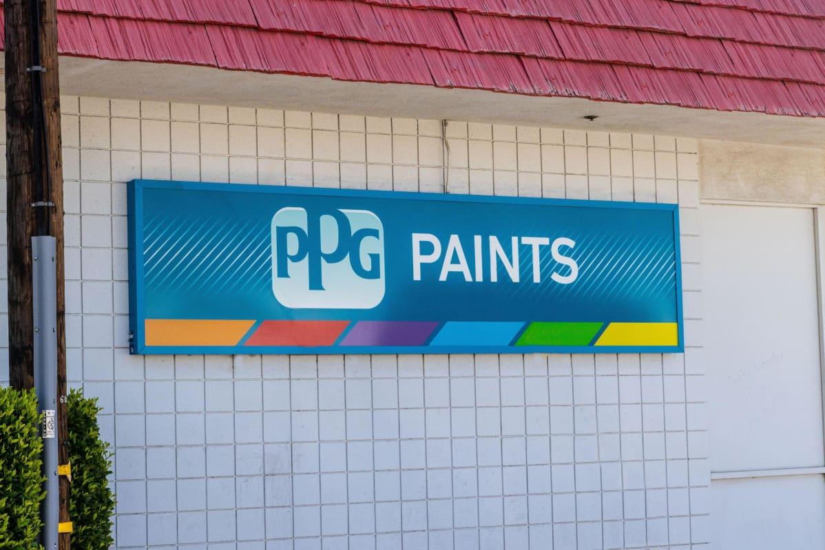 PPG Paints -logo
