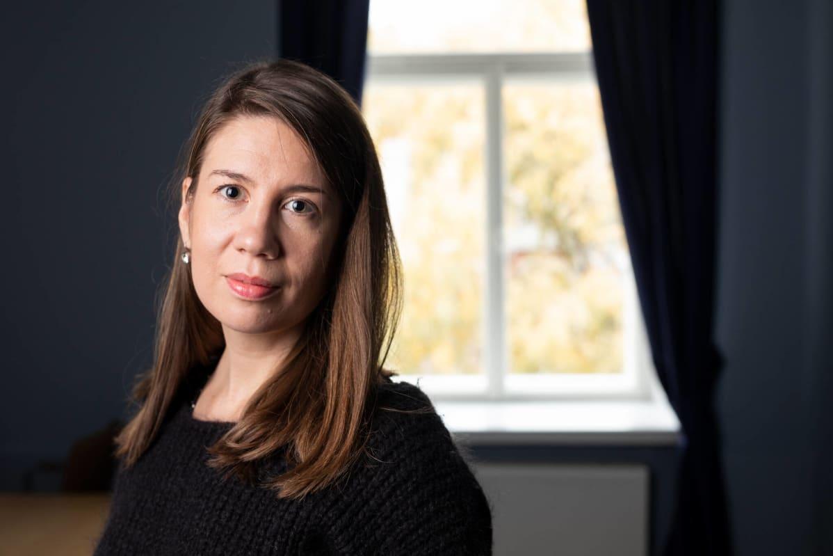 Liisa Larja, erityisasiantuntija, TEM