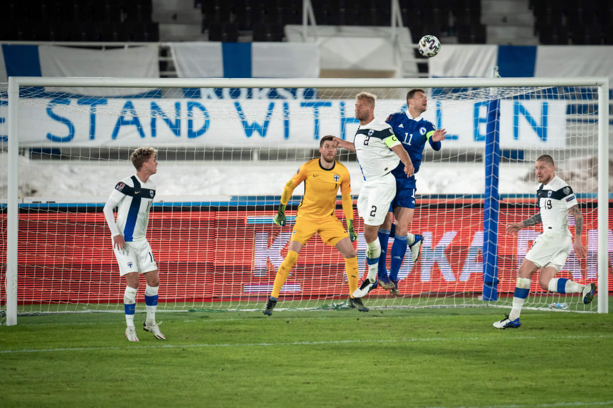 Suomi Bosnia