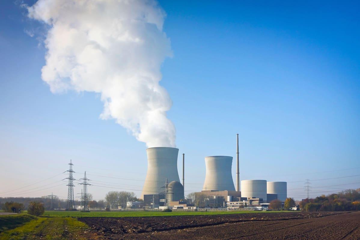 Ydinvoimala, Gundremmingen