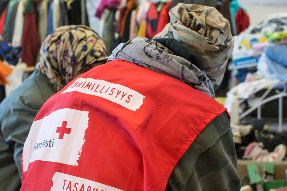 Turvapaikanhakijoita Suonenjoella