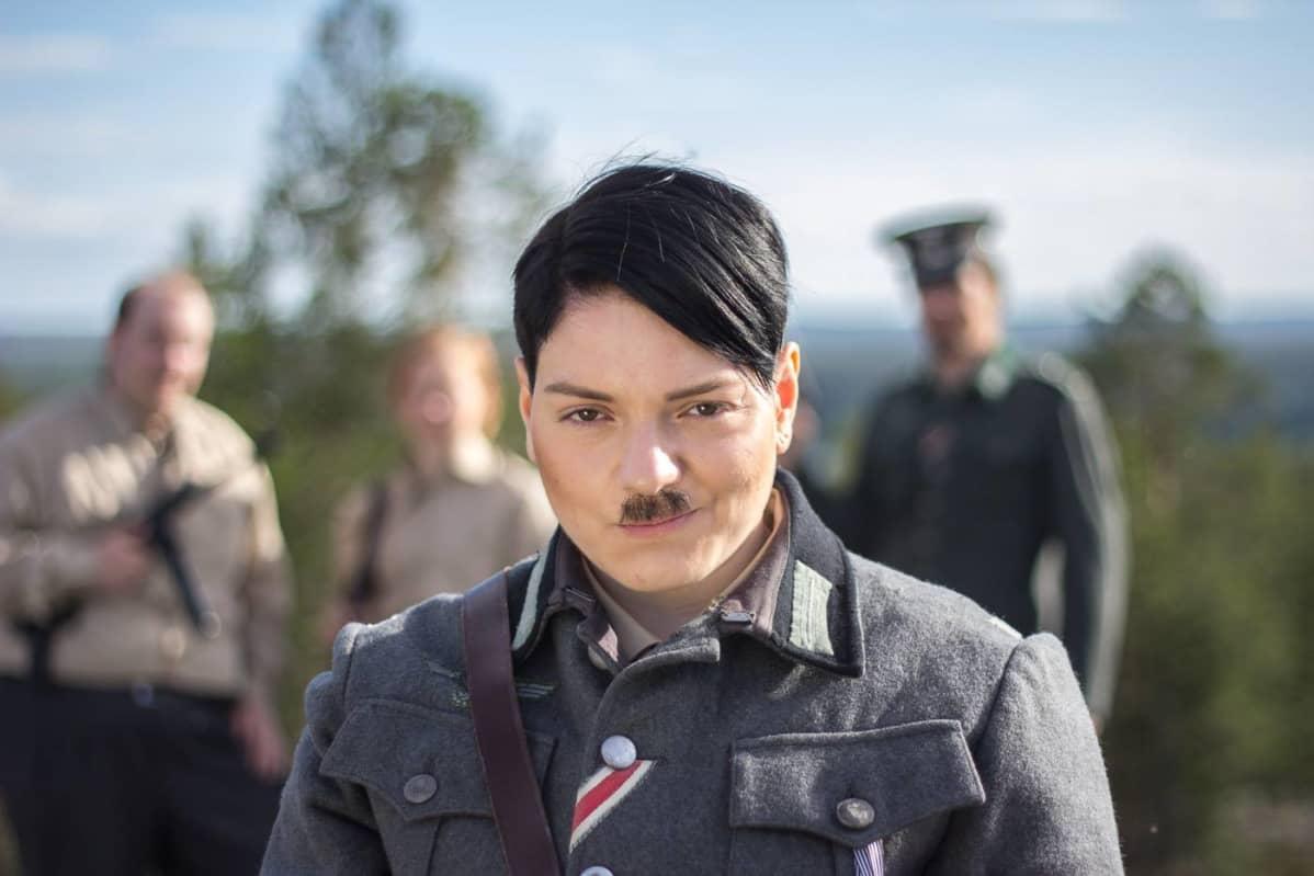Bahar Tokat Hitlerinä