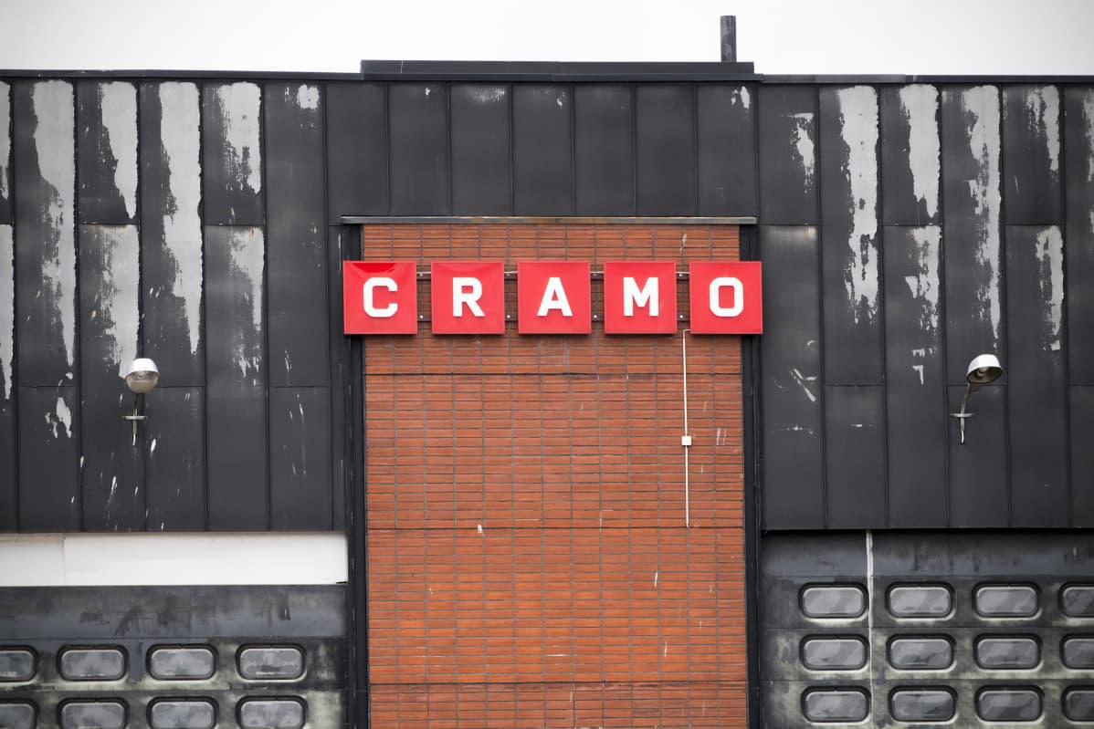 Cramon vuokraamo Teollisuuskatu Helsinki