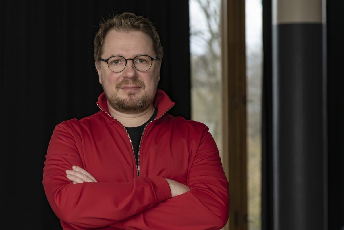 Mikko Alasaarela, toimitusjohtaja, Inbot