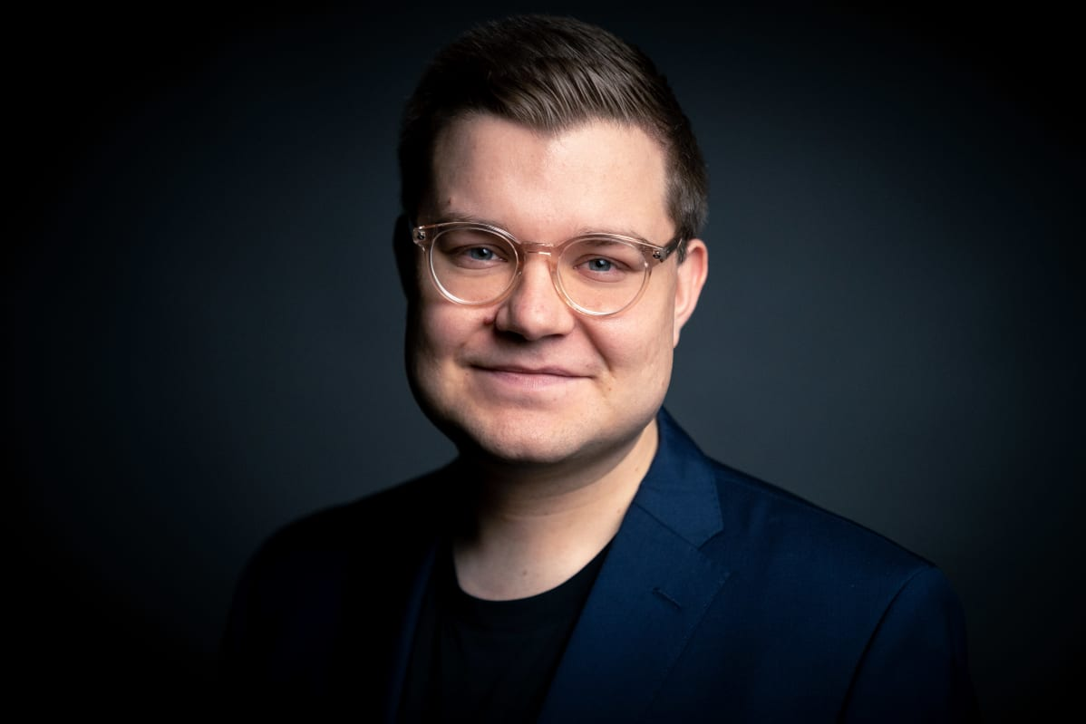 Robert Sundman, Yle, 25.11.2019