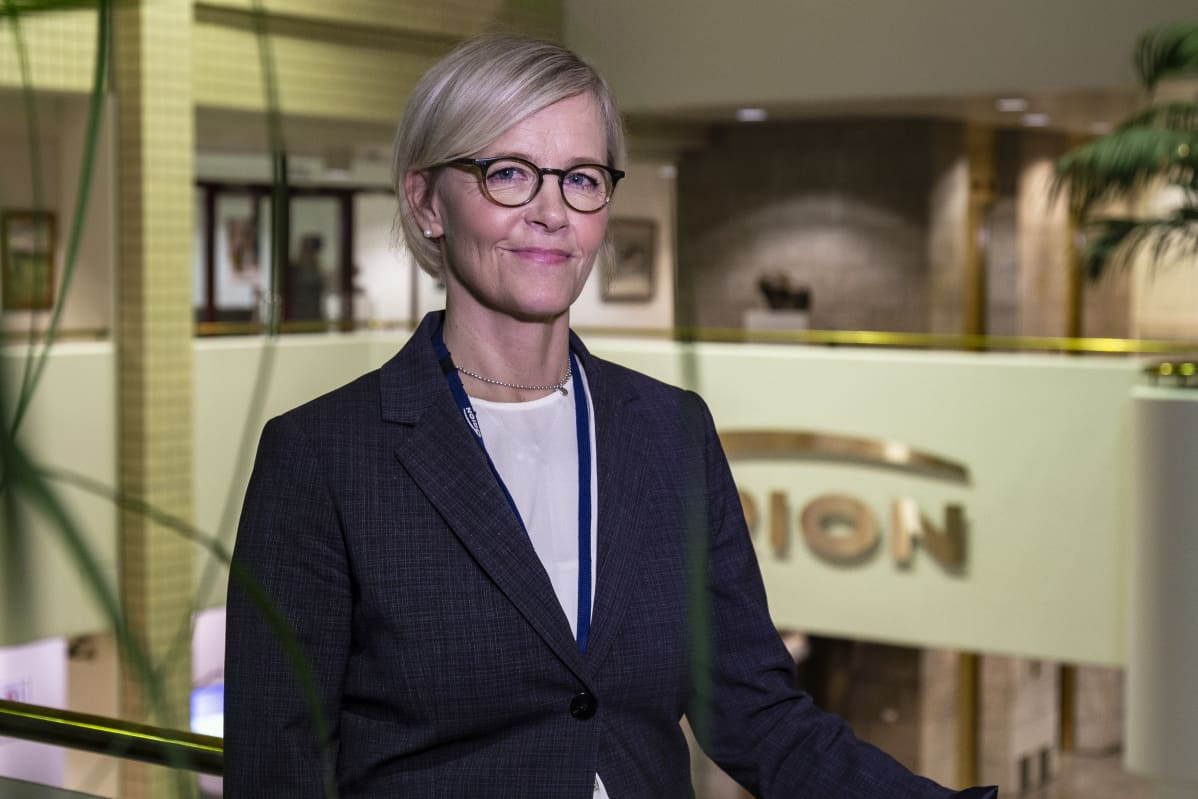 Liisa Hurme, toimitusketjun johtaja, Orion Pharma