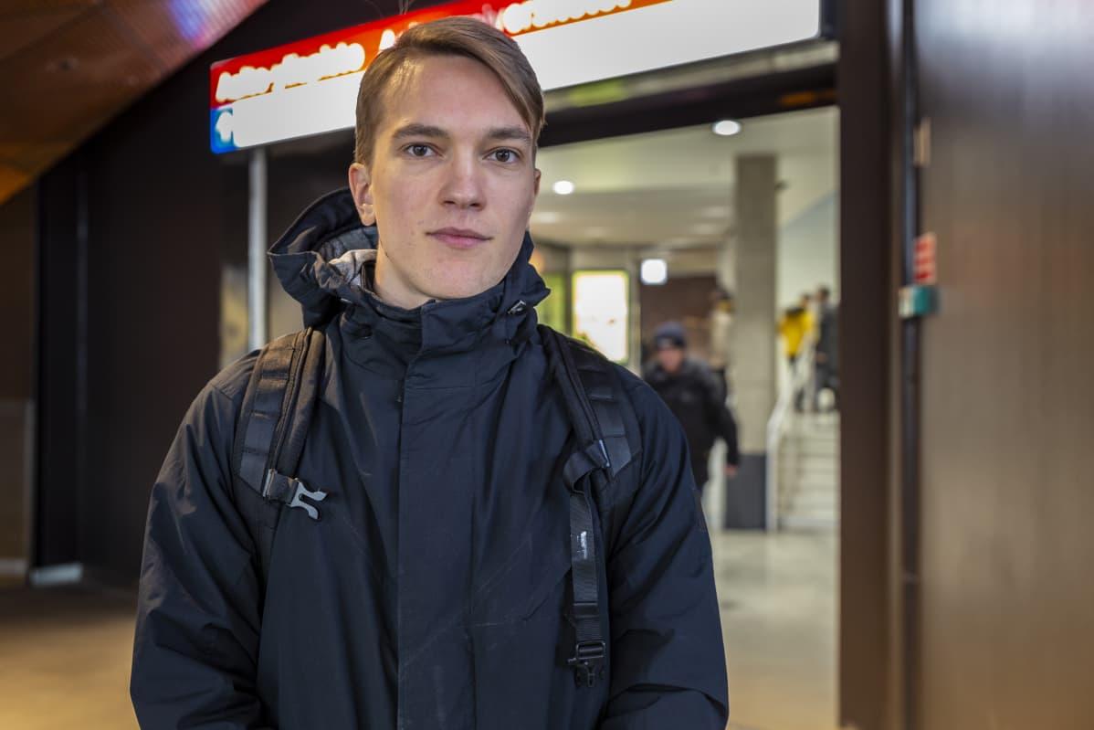 Sakarias Paaso, opiskelija, Aalto-yliopisto