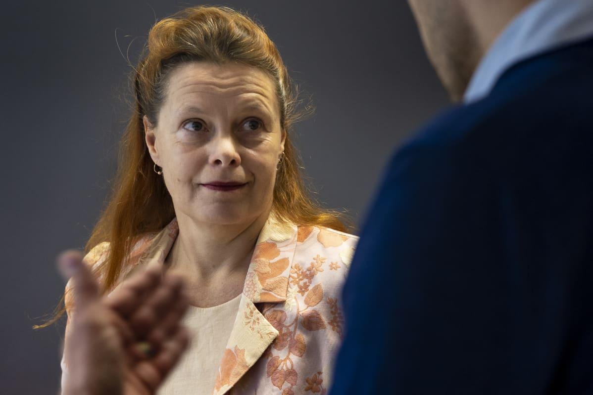 Sanna Syri, energiatekniikan ja -talouden professori, Aalto-yliopisto