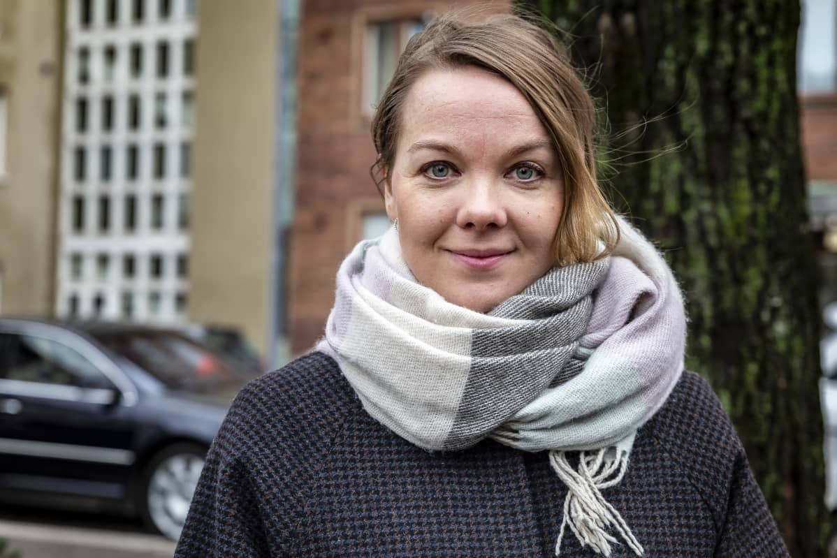 valtiovarainministeri Katri Kulmuni