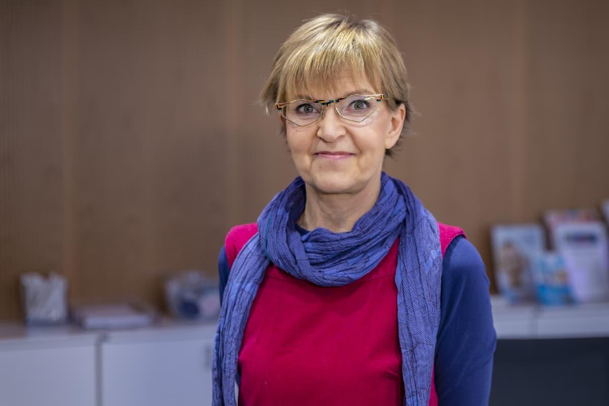 Laura Seppänen, Johtava tutkija, dosentti (HY) Työterveyslaitos