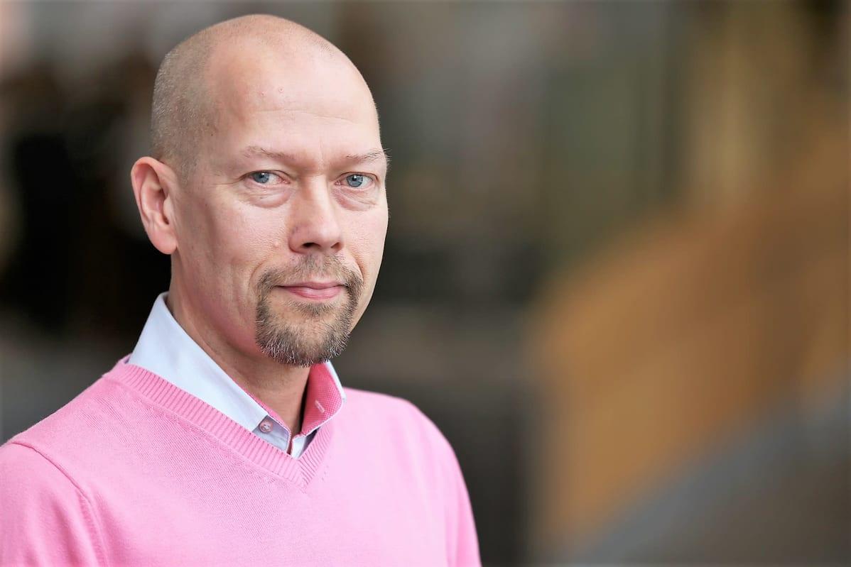 Erikoistutkija Tapio Karvonen, Turun yliopiston Brahea-keskus