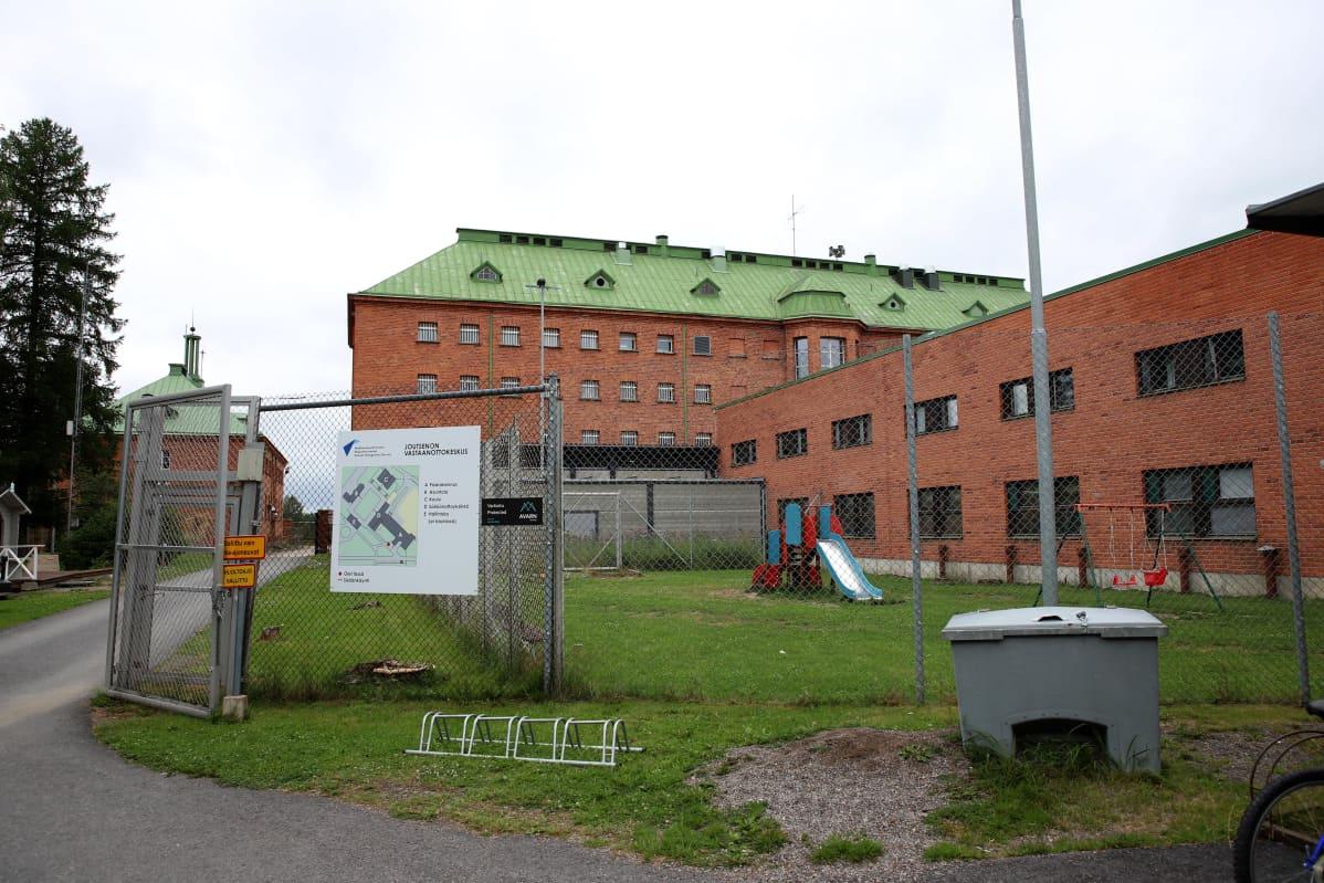 Joutsenon vastaanottokeskus