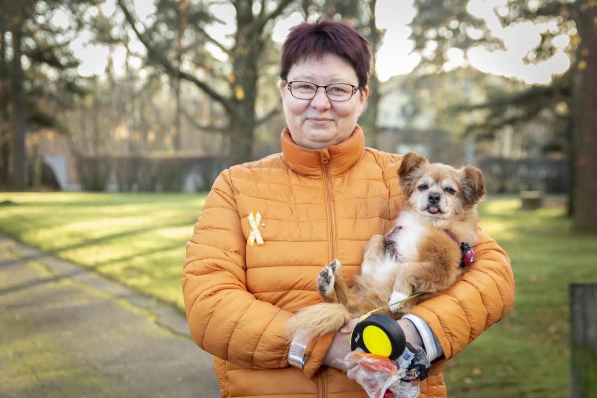 Susan Lindroos, tekninen konsultti