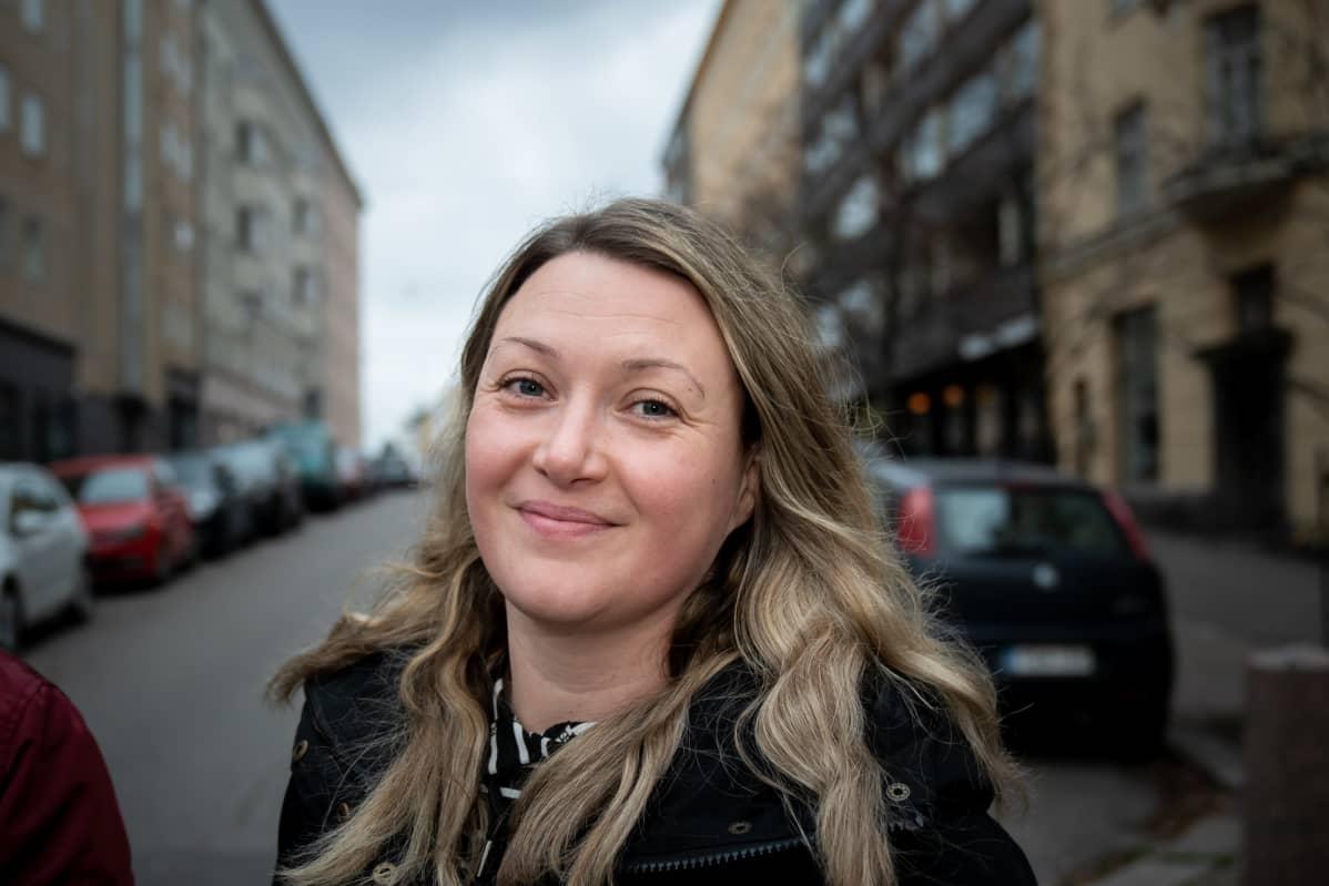 Charlotte Petterson-Fernholm