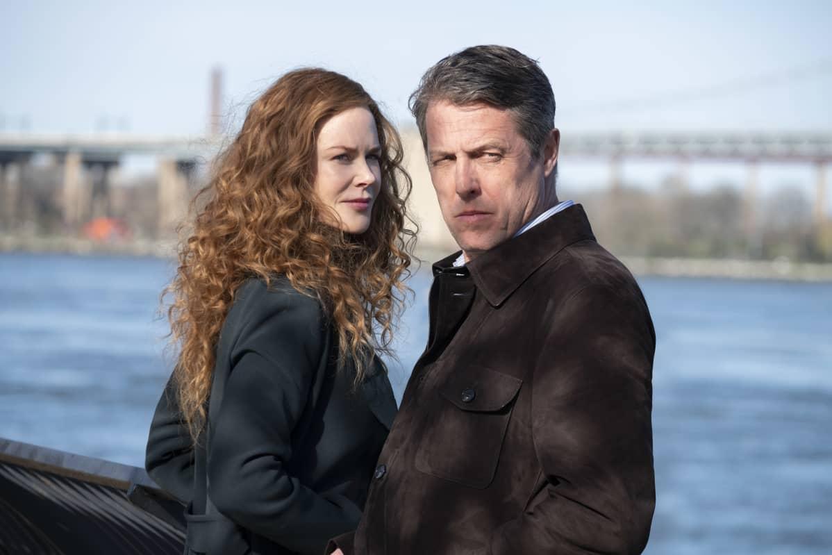 Nicole Kidman ja Hugh Grant tv-sarjassa The Undoing