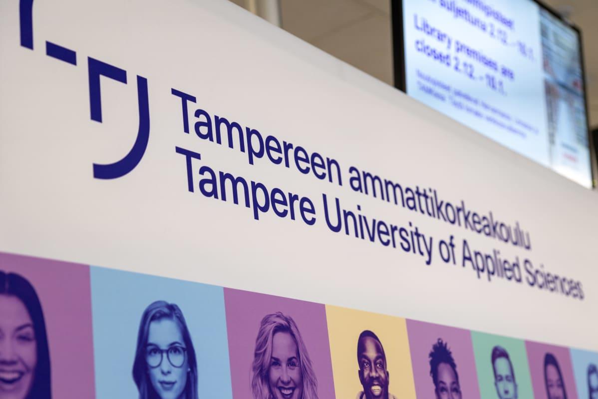 Tampereen ammattikorkeakoulun logo