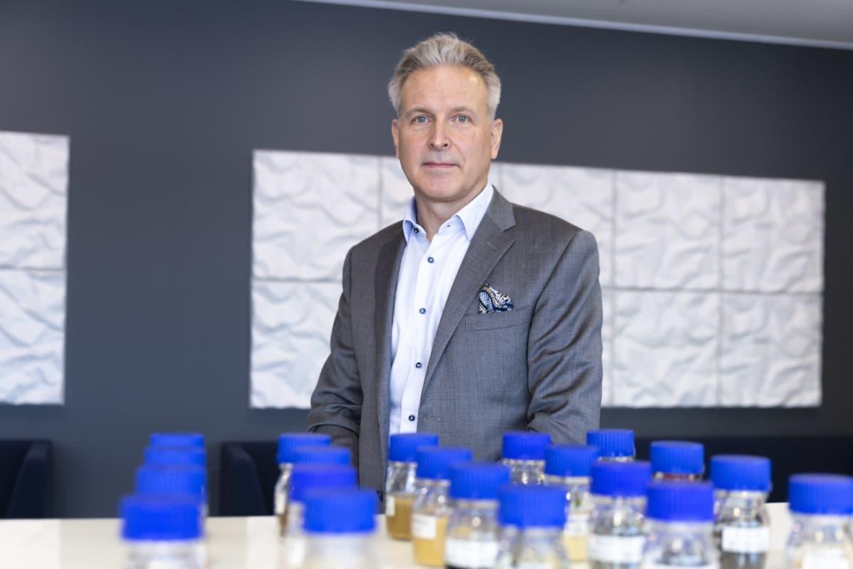 Lars Peter Lindfors, Innovaatiojohtaja, Neste oyj