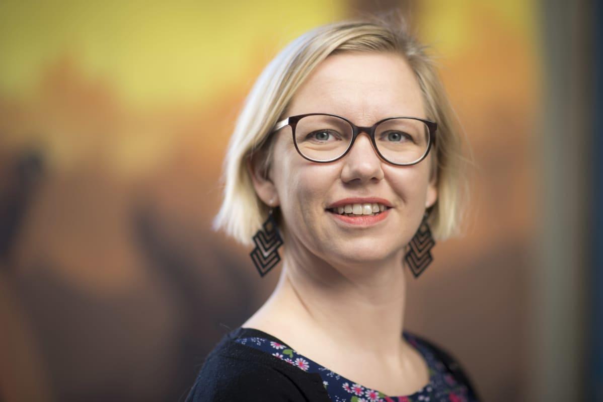Tampereen yliopiston nuorisotutkimuksen dosentti Sofia Laine