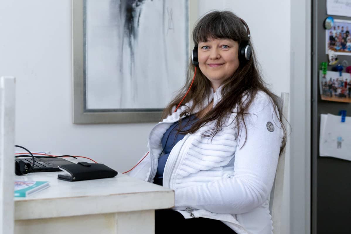 Stina Haaso, Uutispäällikkö, Maaseudun tulevaisuus