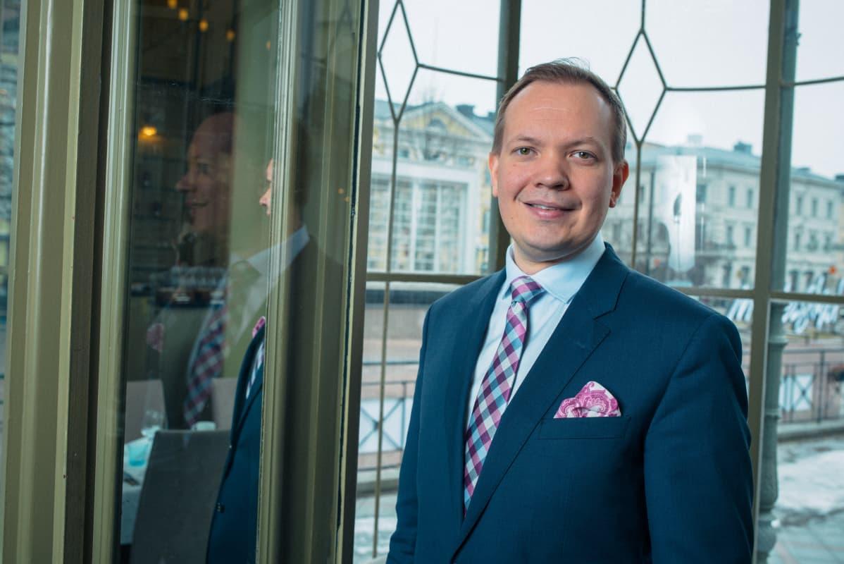 Lakimies Jukka Lång