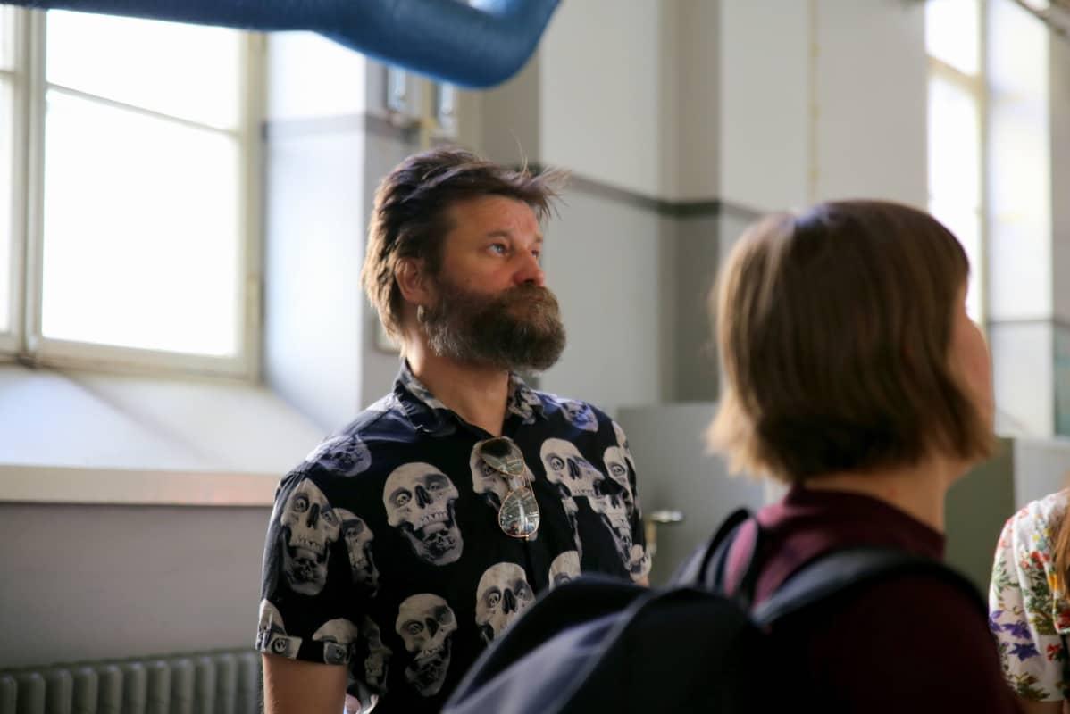 Taidegalleriat Huuto ja Rankka saavat käyttöönsä uudet toimitilat Helsingin Eerikinkadulta.