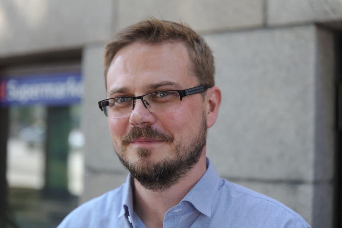 Simo Karppinen, Trafi yksikön päällikkö