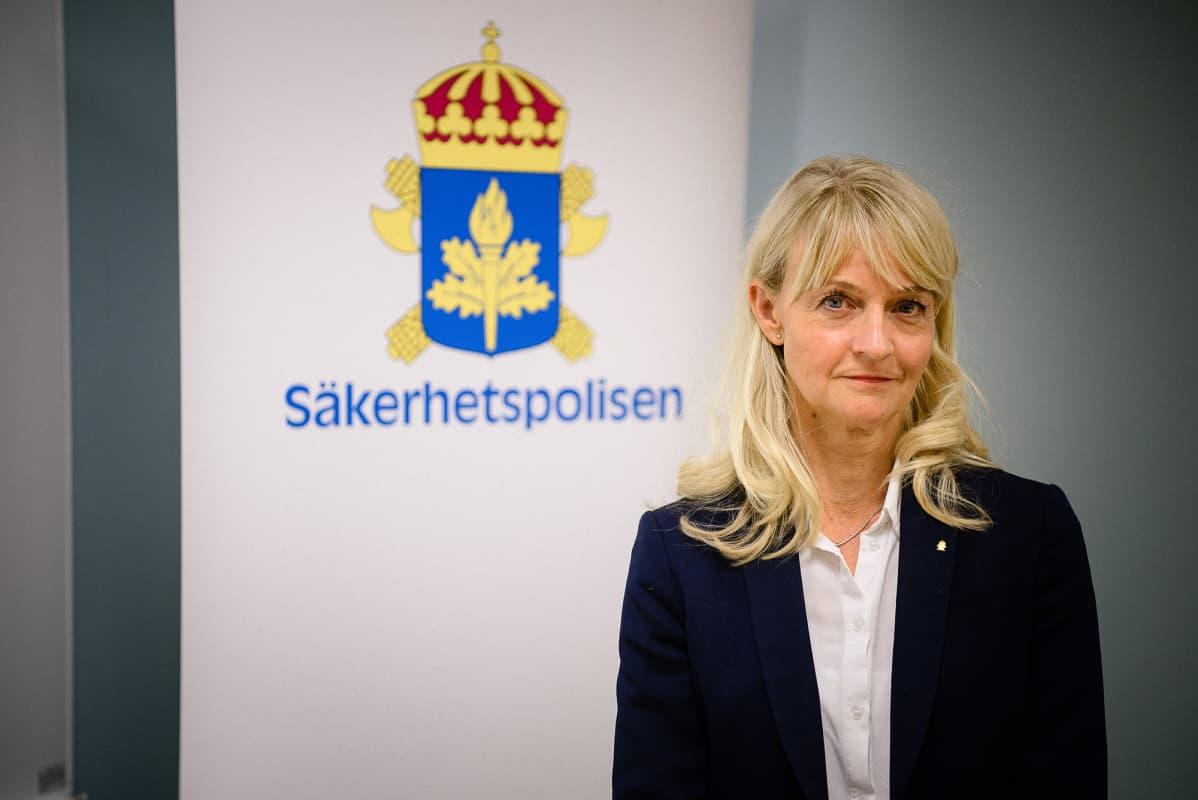Kuvassa on Charlotte von Essen.