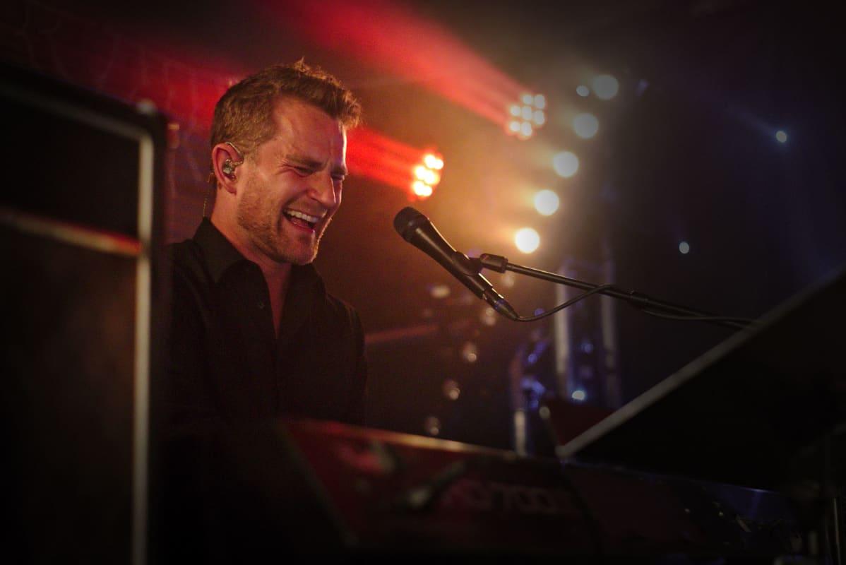 Lenni-Kalle Taipale Pyhä Unplugged -festivaalissa.