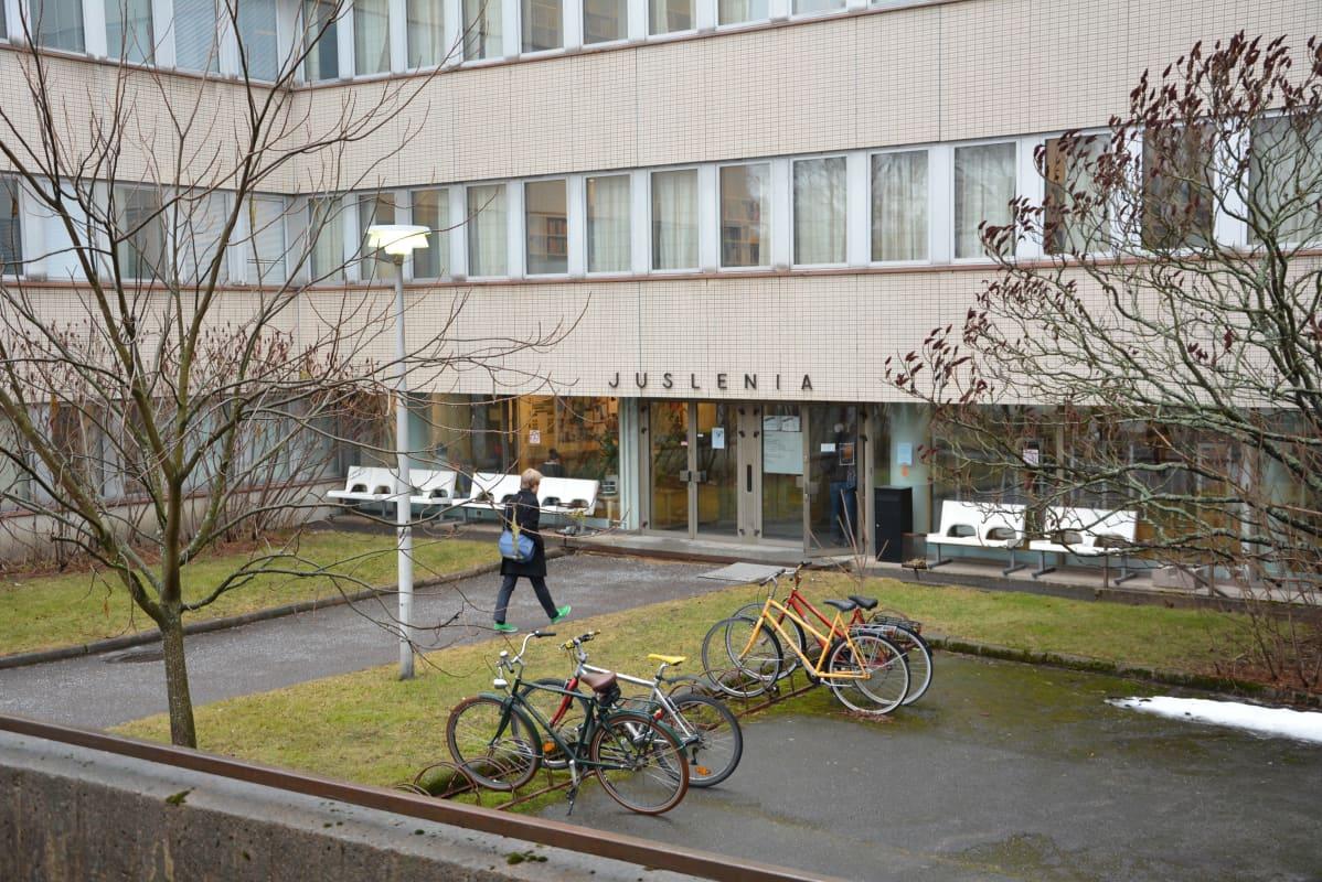 Turun yliopiston juslenia