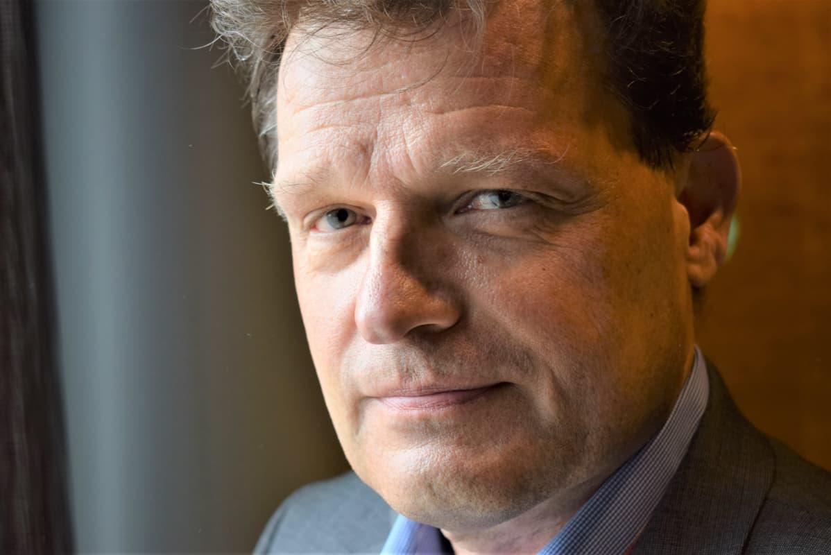 Fennovoiman toimitusjohtaja Joachim Specht