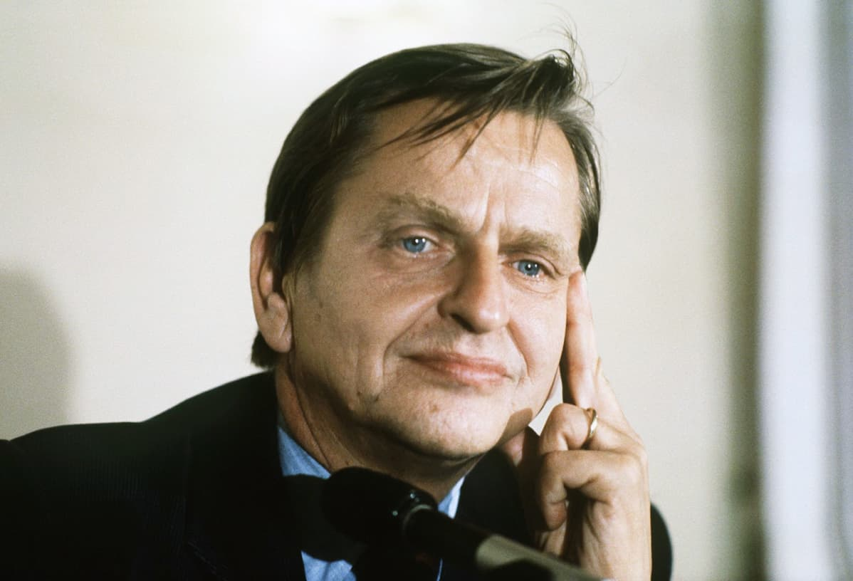 Olof Palme vuonna 1979.