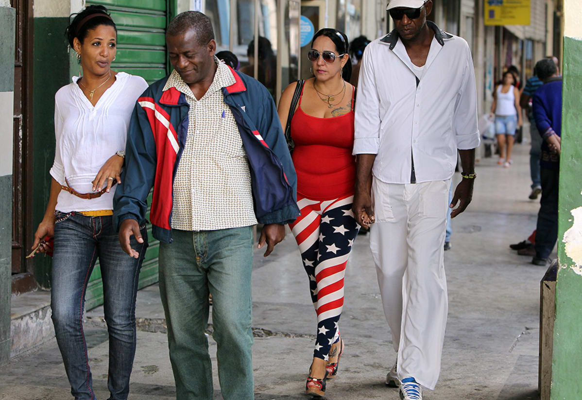 Kuuban suku puoli videot