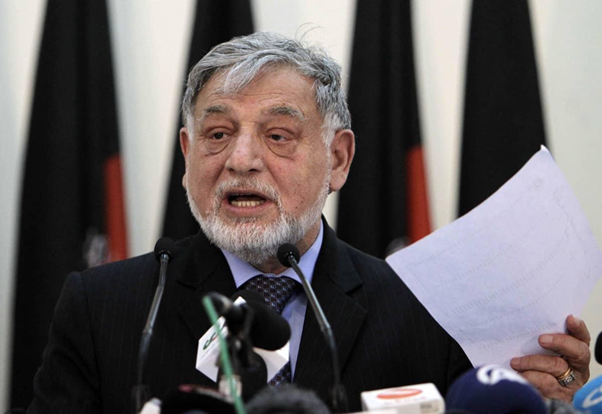 Ahmad Yusuf Nuristani